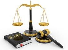 محامي نظامي شاب حاصل على مزاولة مهنة المحاماة مع وجود خبرة في محاكم الممكلة
