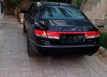 Automatic Black Hyundai 2008 for sale