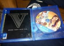سيدي  GTA V PS4 بحاالة الوكاالة للبيع بسعر مغري