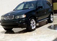 Used condition BMW X5 2005 with +200,000 km mileage