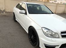 Mercedes Benz C 300 car for sale 2013 in Seeb city
