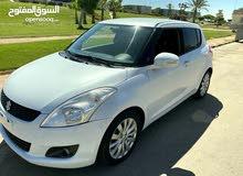 Suzuki Swift car for sale 2014 in Tripoli city