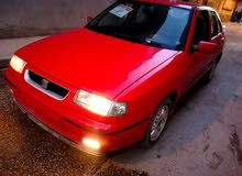 Red SEAT Toledo 2003 for sale