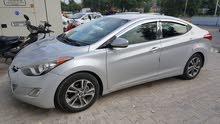Used condition Hyundai Elantra 2012 with 90,000 - 99,999 km mileage