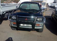 Black Mitsubishi L200 2001 for sale