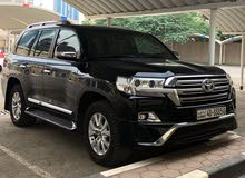 Toyota Land Cruiser car is available for sale, the car is in  condition