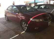 Gasoline Fuel/Power   Kia Cerato 2010