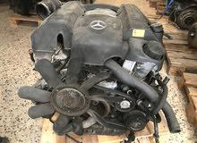 محرك مرسيدس E240   V6