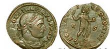 عملة رومانية قديمة 200ق.م