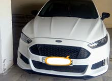 Ford Fusion 2017 For sale - White color