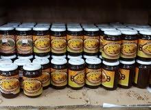 عسل طبيعي ممتاز يوجد عسل ربيعي وعسل زعتري و عسل سدر اسعار ممتازه