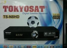 tokoyo receiver