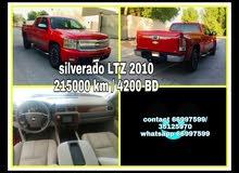 chevrolet silverado LTZ 2010 for sale
