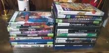 مجموعة ألعاب Xbox360 للبيع