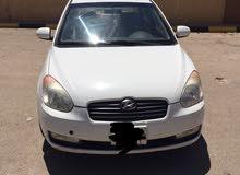 اسم سيارة هونداي اكسنت موديل 2010 سيارة دار مسافة مقطوعة 171 الف
