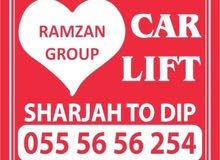 Sharjah To Dip & Other Parts of Dubai