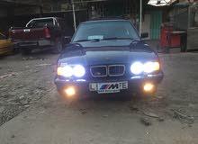 BMW525موديل 91 مسكر