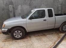 Gasoline Fuel/Power   Nissan Frontier 2000