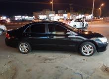 السياره هوندا اكورد خليجي 2006