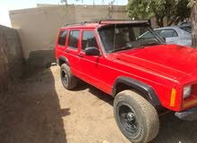 2000 Used Cherokee with Manual transmission is available for sale