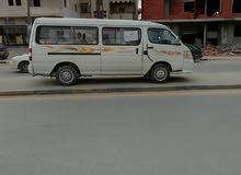 سيارة نوع تيوتا ركاب صينية 2013