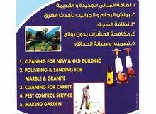 تنظيف راقي ومكافحة  جميع الحشرات فعاله- مساجد مجانا