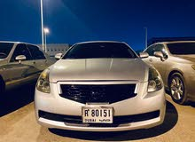 LADY OWNED Nissan Altima Coupe 2008 VERY CLEAN for 9,900Dhs Only