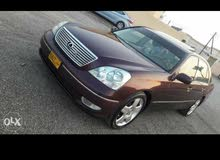 Maroon Lexus LS 2001 for sale