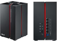 Asus RP-AC68U Wireless AC1900 Range Extender/Repeater with USB 3.0 and 5 Gigabit Ethernet ports