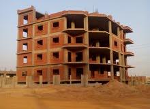 #للبيع ارض ببيت الوطن اكتوبر 600 متر