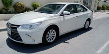 For sale excellent condition Toyota Camry GL  model 2016