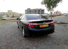 Black Toyota Camry 2013 for sale
