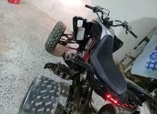 Used Yamaha motorbike up for sale in Misrata