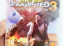 شريط بلاي ستيشن ثري Uncharted 3