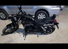Used Suzuki motorbike in Amman