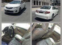 Toyota Corolla 1.8L Xli 2013