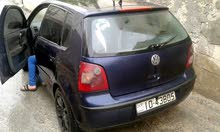Volkswagen Polo 2002 For sale - Blue color