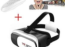 VR Box 2.0 110 Degree Viewing Immersive VR Virtual Reality Headset 3D Movie Game