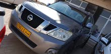 Used condition Nissan Patrol 2010 with +200,000 km mileage