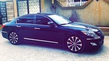 New Hyundai Genesis in Benghazi
