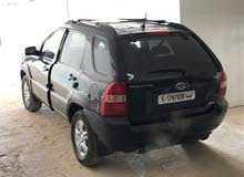 Kia Sportage car for sale 2007 in Tripoli city