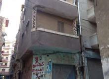 للبيع عماره تحاري جانبي شارع بورسعيد رابع عماره