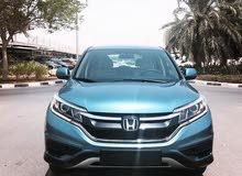 Automatic Blue Honda 2015 for sale