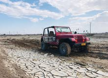 1992 Used Wrangler with Manual transmission is available for sale