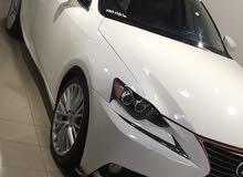 Lexus IS car for sale 2014 in Nizwa city