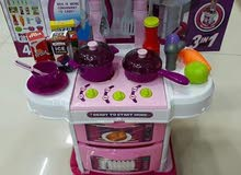 مطبخ اطفال زي الحقيقي
