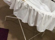 سرير بيبي مولود استخدام شهر واحد
