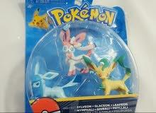 مجسم شخصيات بوكيمون figure pokemon