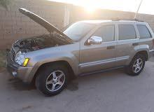 Gasoline Fuel/Power   Jeep Grand Cherokee 2007