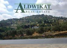 ارض للبيع في منطقة الحمر( الفحيص ) ضاحية السميرات مساحة الارض 930 م